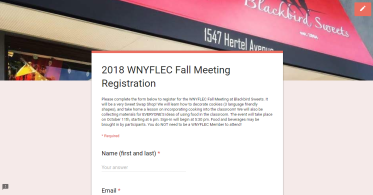 fall meeting 2019